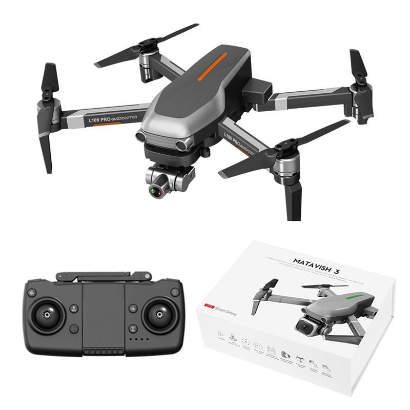 RC Drone 5G L109 PRO GPS 4K HD Camera WIFI