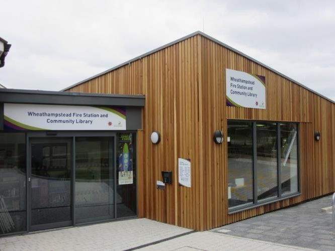 Wheathampstead Library