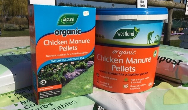 Westland Chicken Manure Pellets