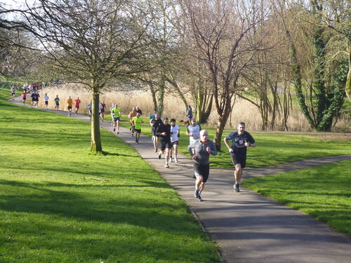 Park Run Events picture