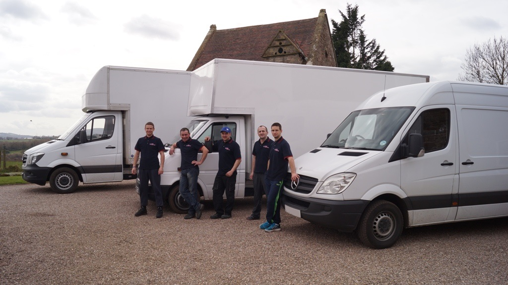 Removals Banbury