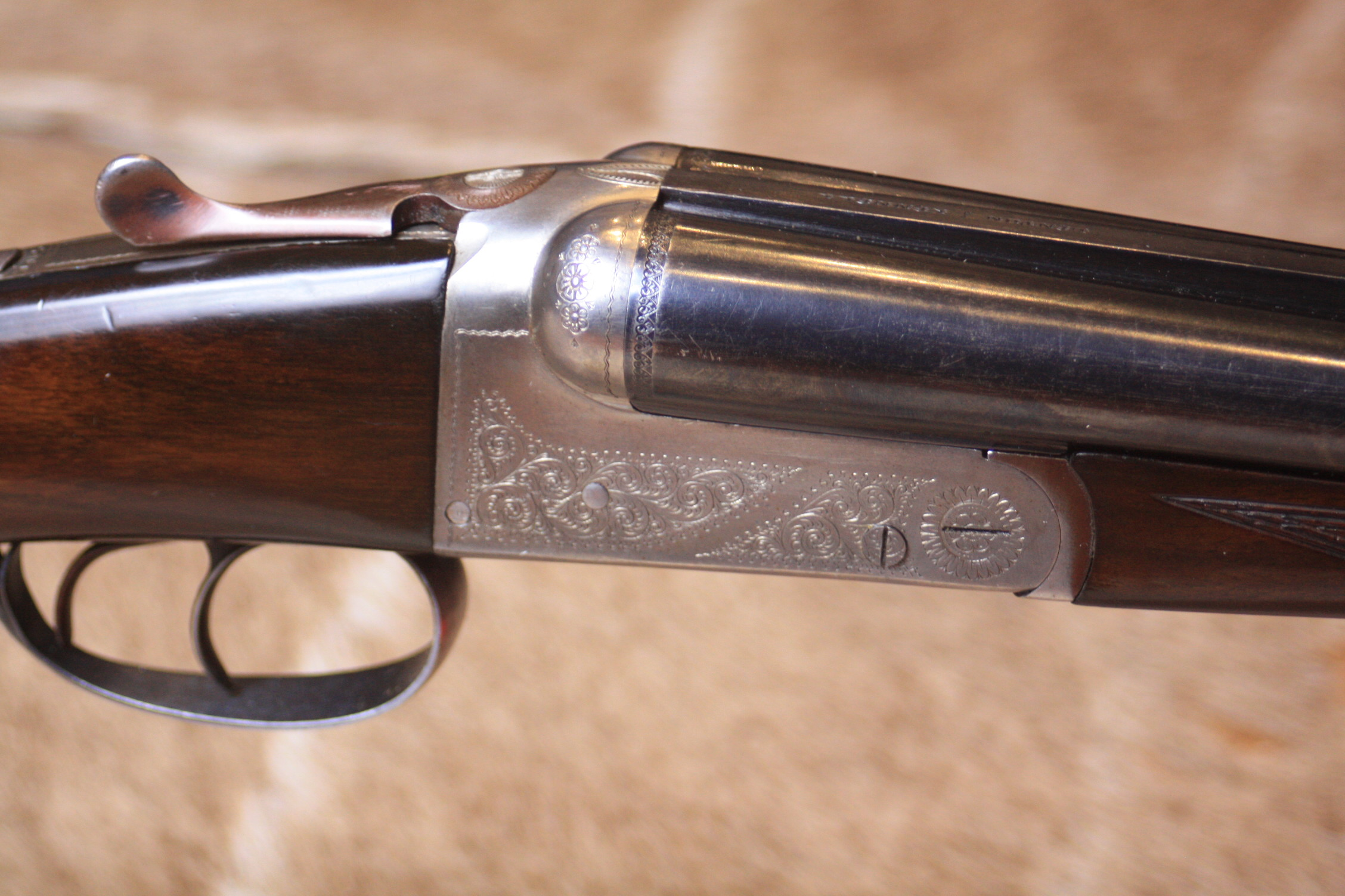 DENTON & KENNELL 20-BORE BOXLOCK EJECTOR