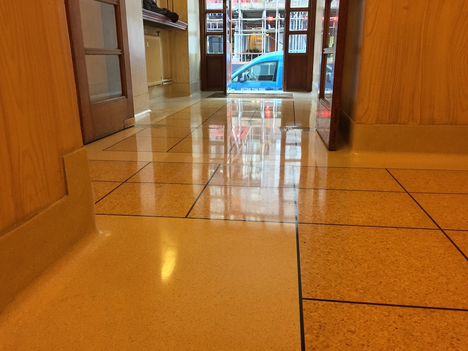 Terrazzo Polishing London