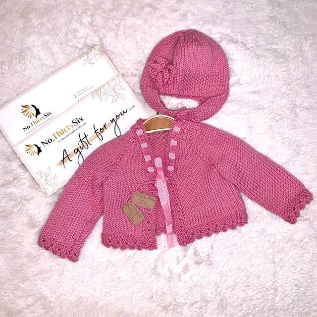 Children's Gifts - Handmade Baby Clothes