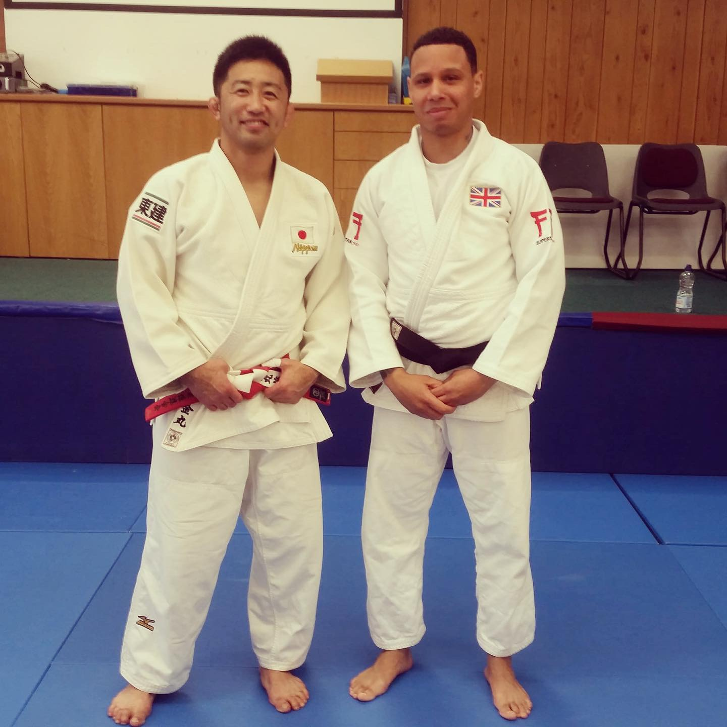 Coach to 2016 Olympic and Double World Champion Shohei Ono, Middleweight Coach for the Japanese,