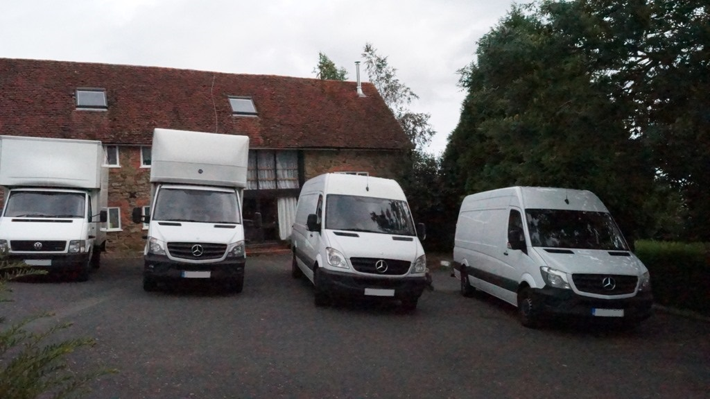 Removals Telford