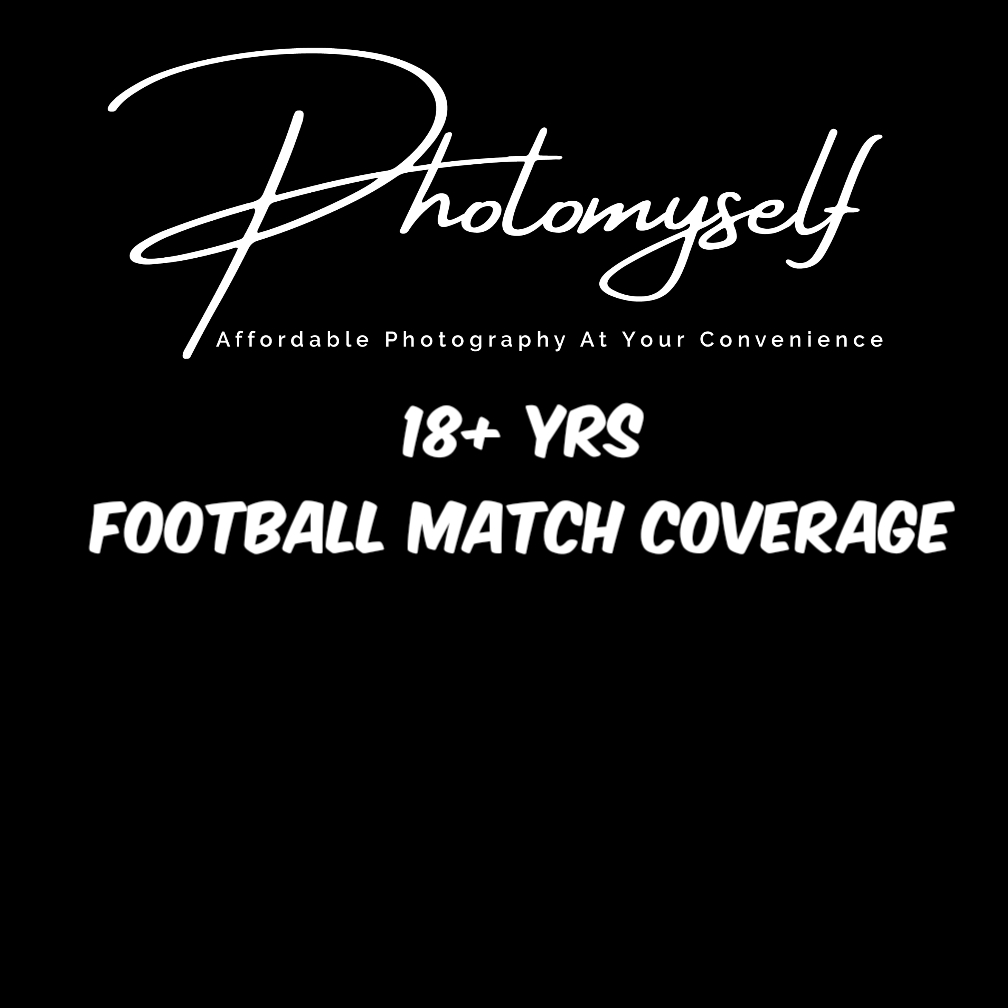 18+ yrs Football match coverage