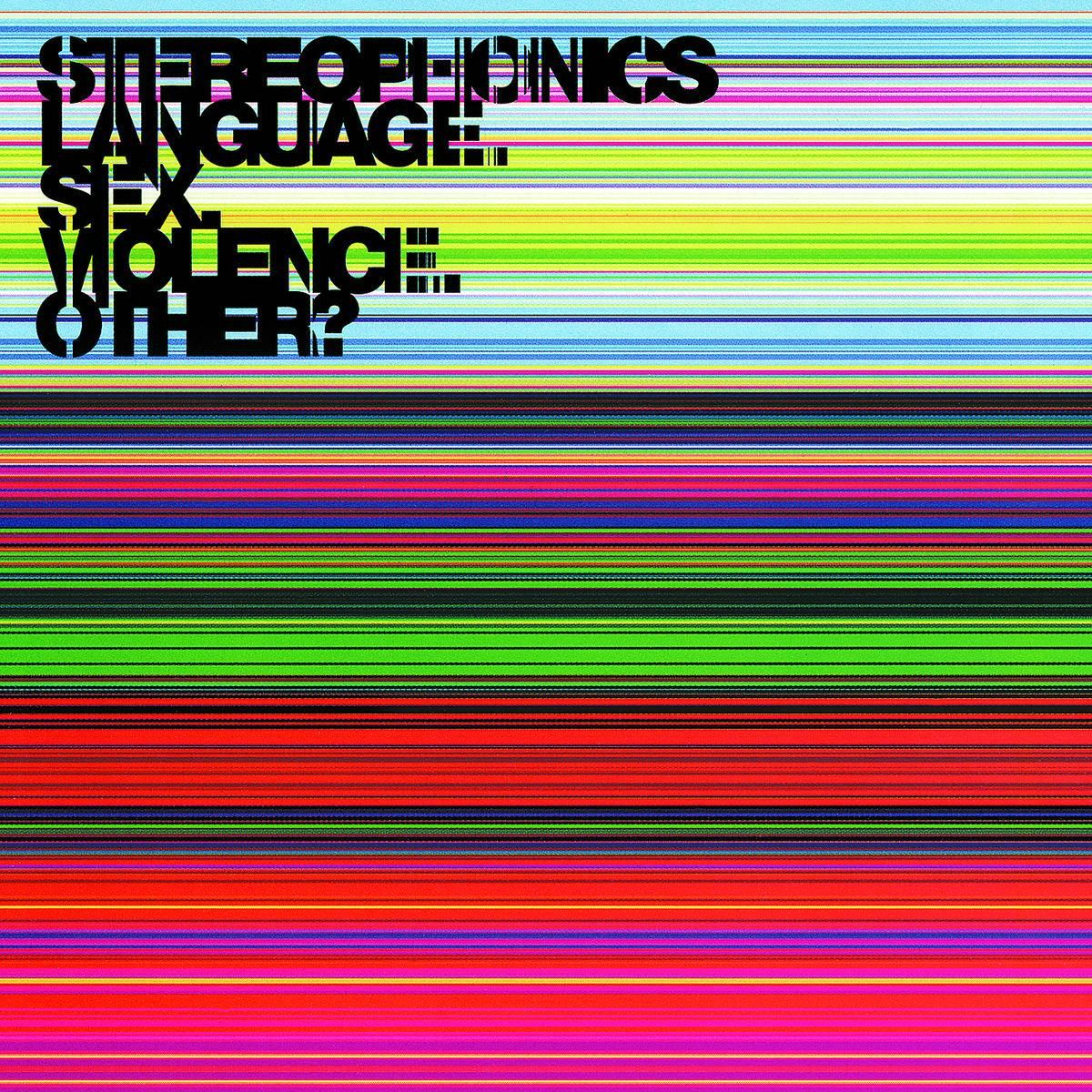 Stereophonics - Language, Sex, Violence, Other