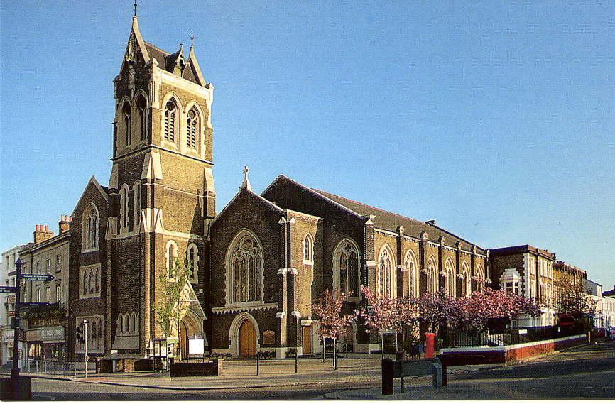 St John's Catholic Church Gravesend