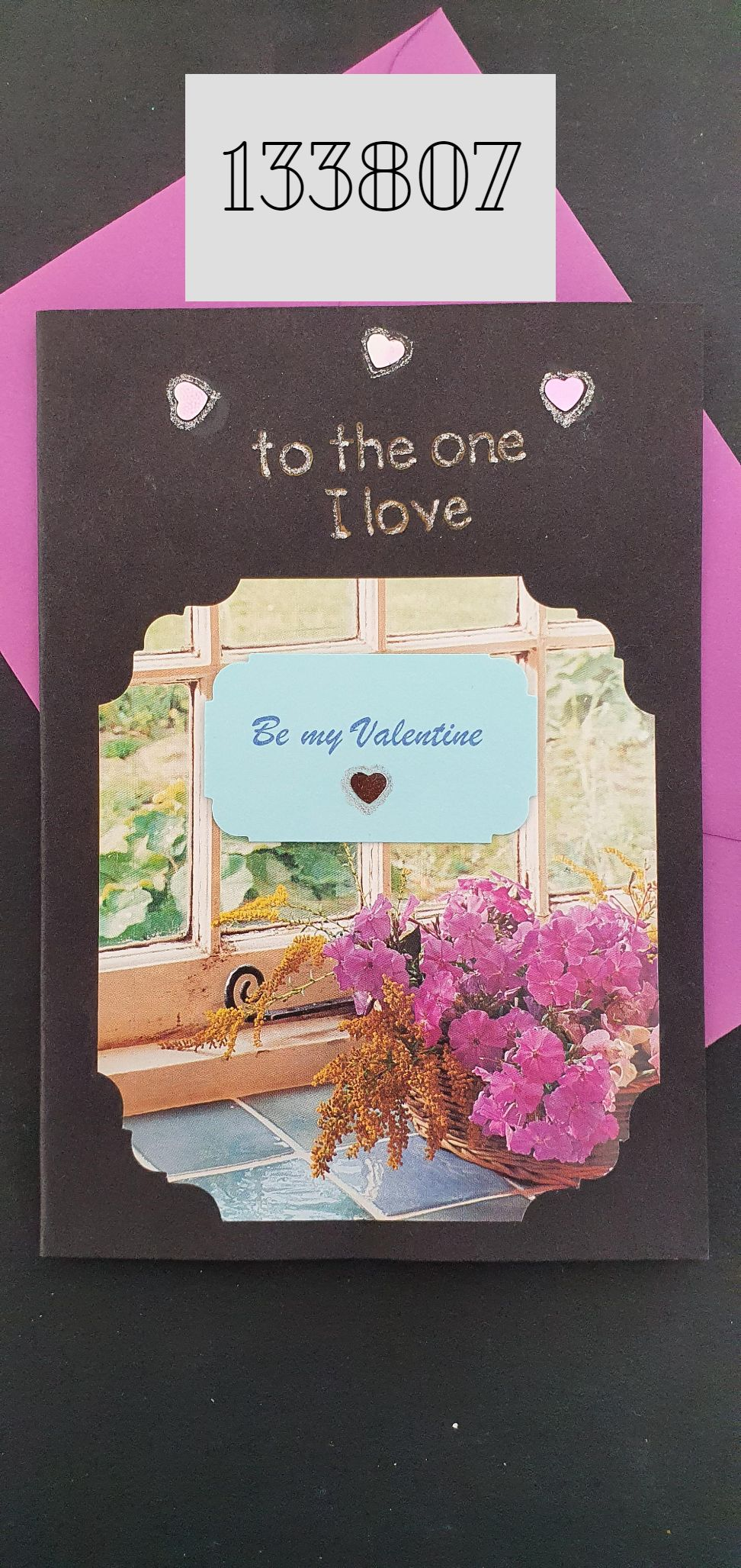 Valentine cards - Be My Valentine