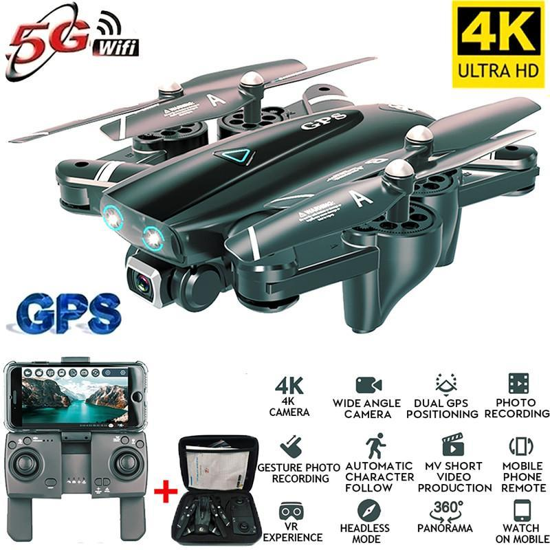 4k HD Camera GPS Drone 5G WiFi FPV 1080P