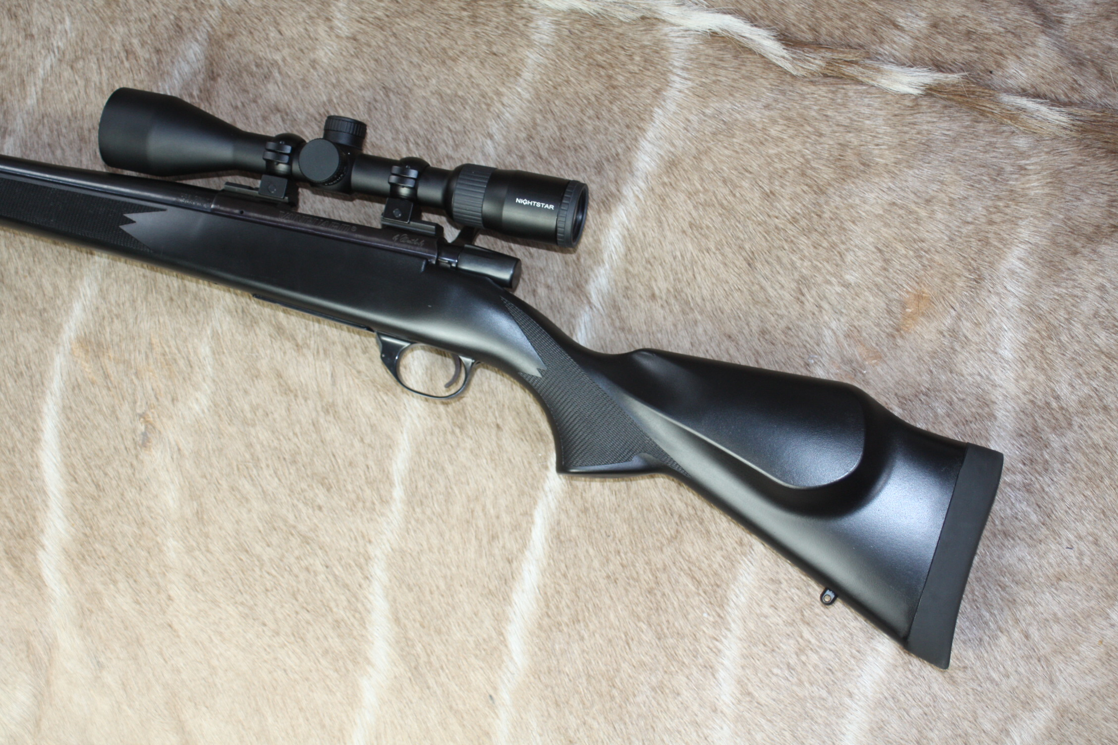 Weatherby Vanguard .308 Bolt Action Sporting Rifle
