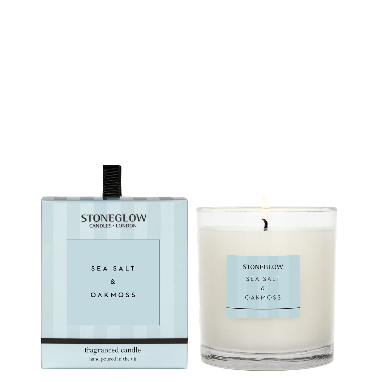 Sea Salt & Oakmoss Candle