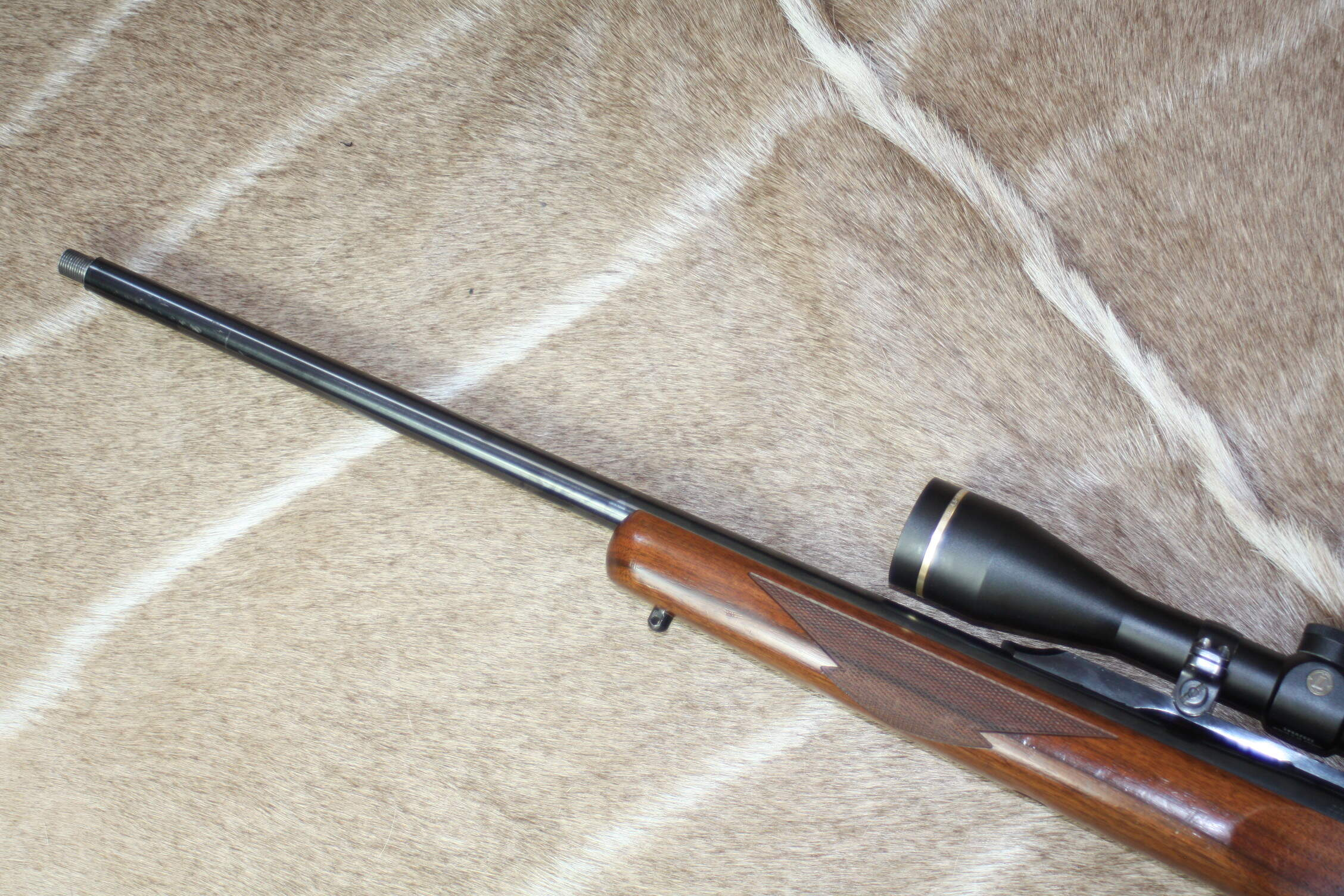 RUGER .223 REM 'No 1' FALLING-BLOCK SINGLE-SHOT SPORTING RIFLE