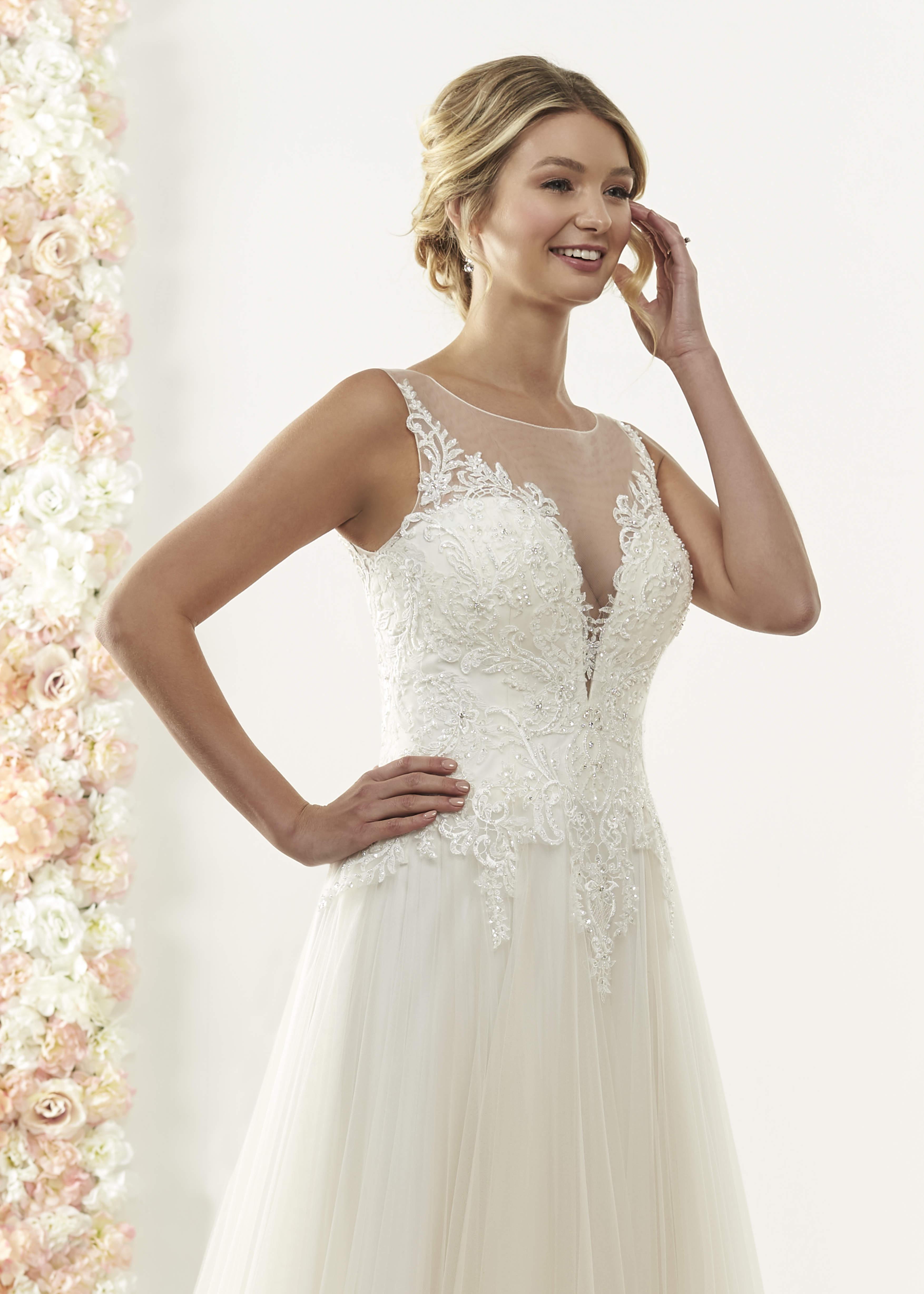 fbe56bdc6 Tiffany Wedding Dresses