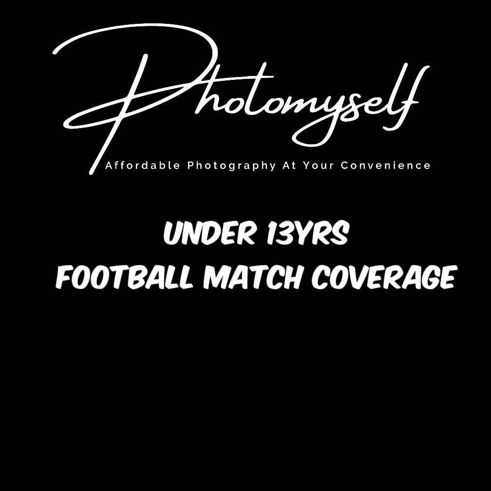 Under 13yrs Football match coverage