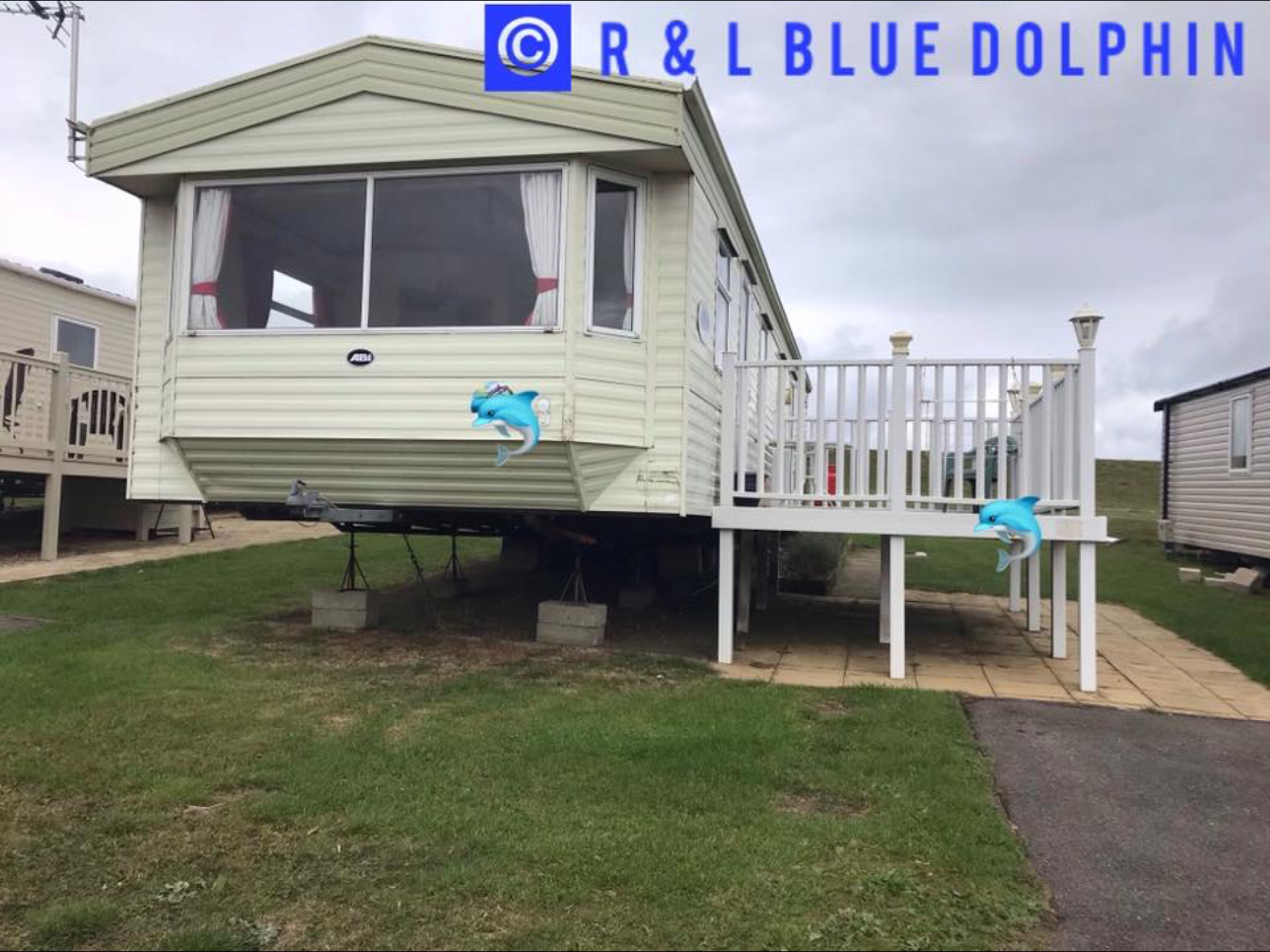 *191* Blue Dolphin Caravan Park, Filey, East Yorkshire