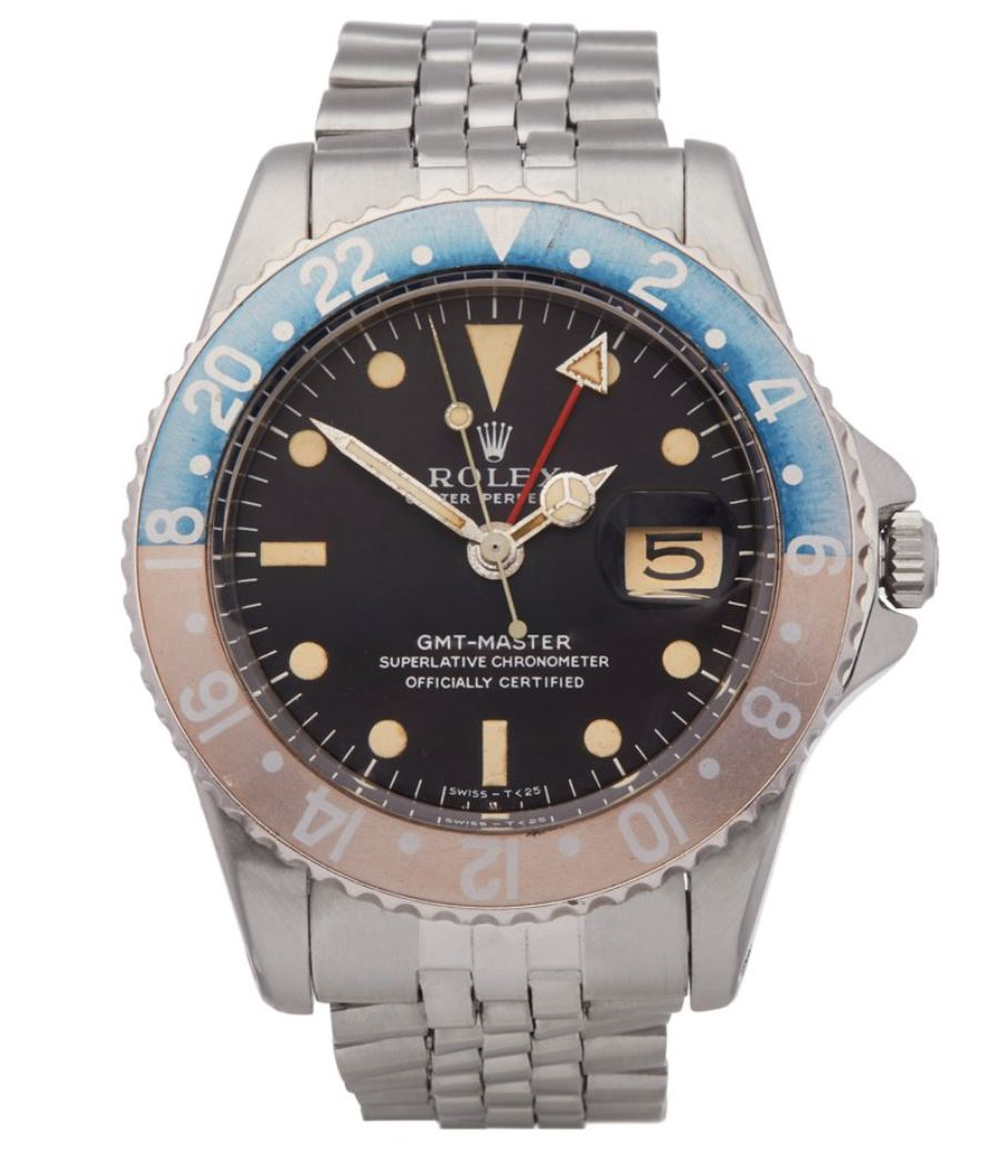 Review of Rolex GMT-Master Pepsi 1675