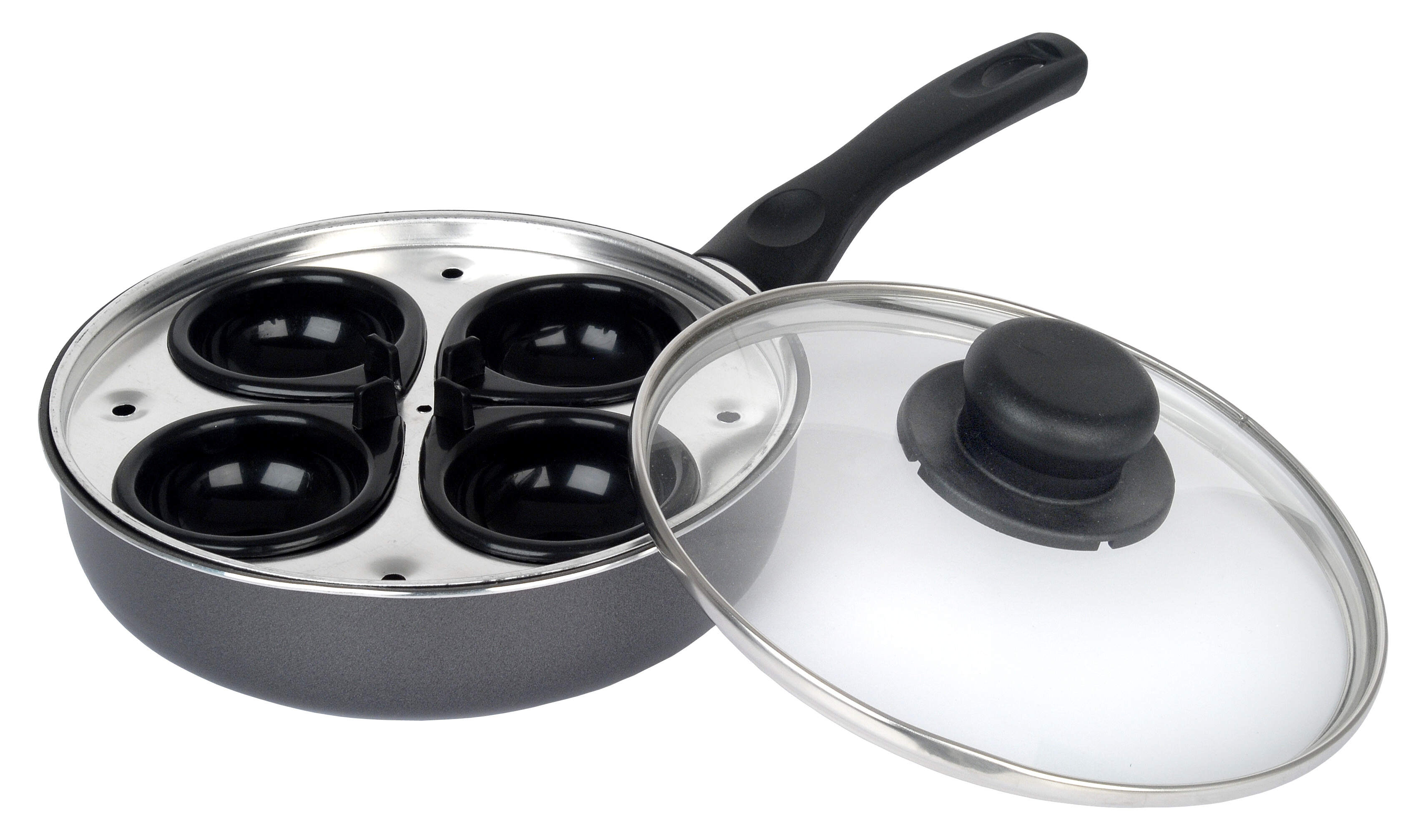 Pendeford 4 Cup Egg Poacher