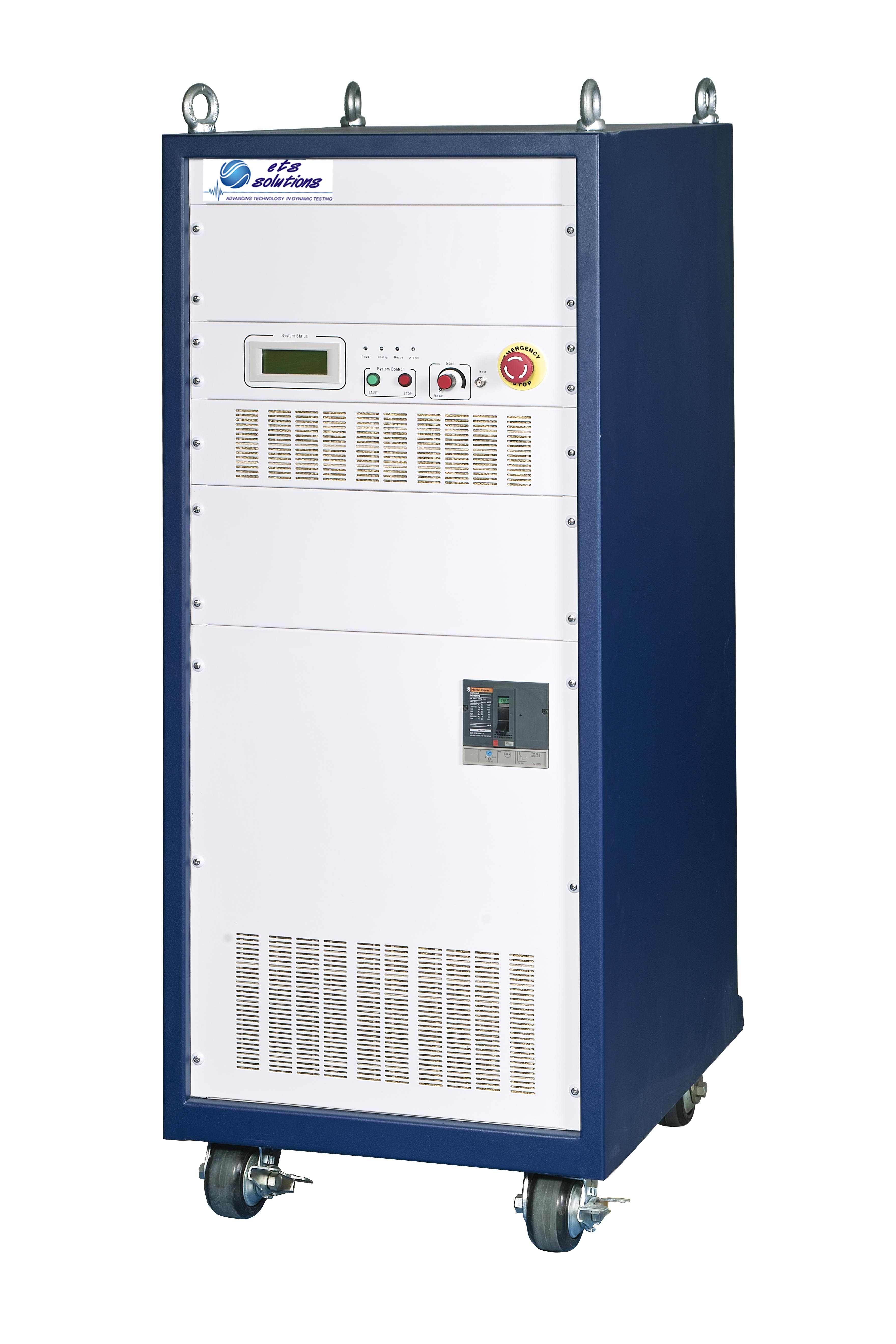 Cabinets: 1, Max Power Output: 2kVA to 12kVA, Max Output Voltage: 120V, Max Output Current: 100A