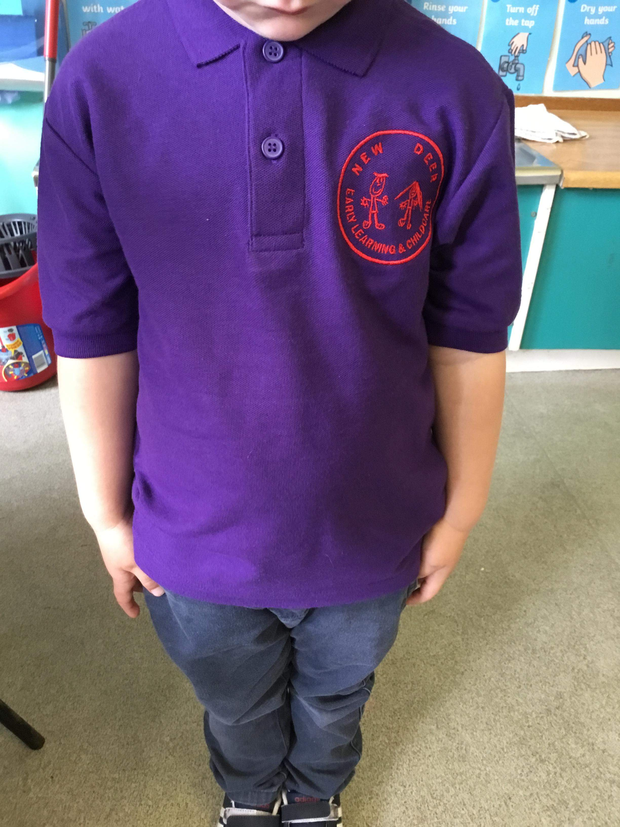 9c5a4cf4d New Deer Early Learning & Childcare - Polo Shirts