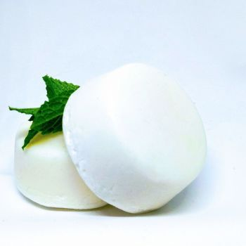 SUPERNATURAL, Vegan Tea Tree & Mint Solid Shampoo Bar, Vegan, Vegetarian
