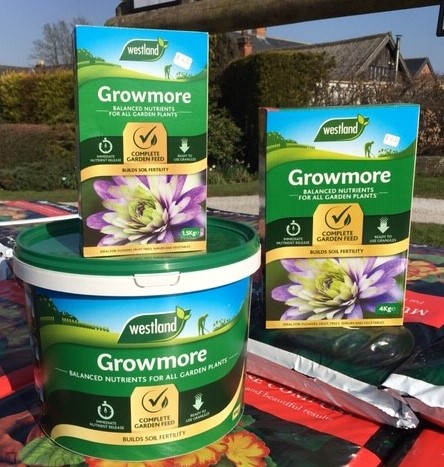 Westland Growmore Fertiliser