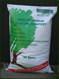 Tree & Shrub Planting Compost 50 Ltr £6.00