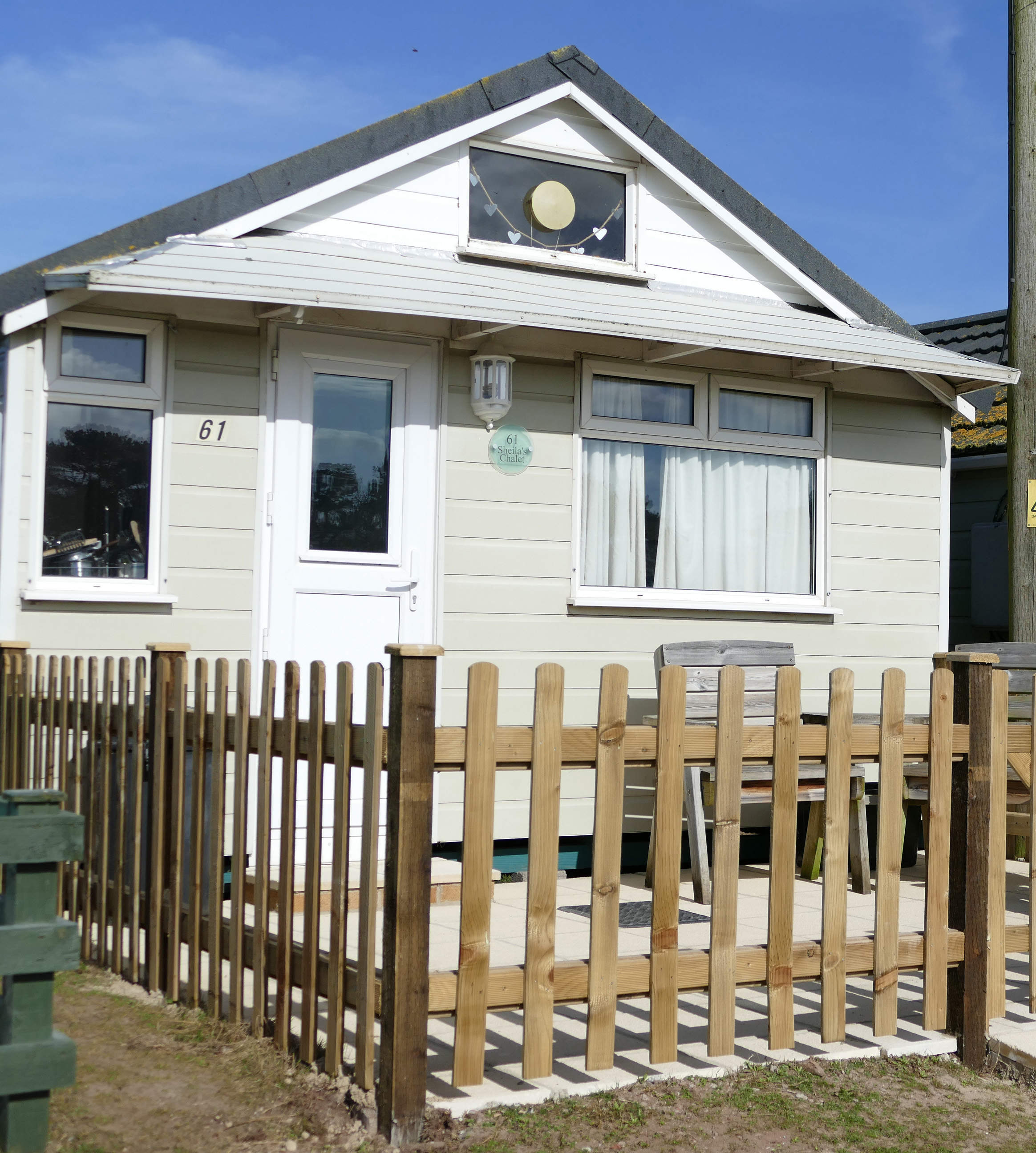 number 61 dunster beach