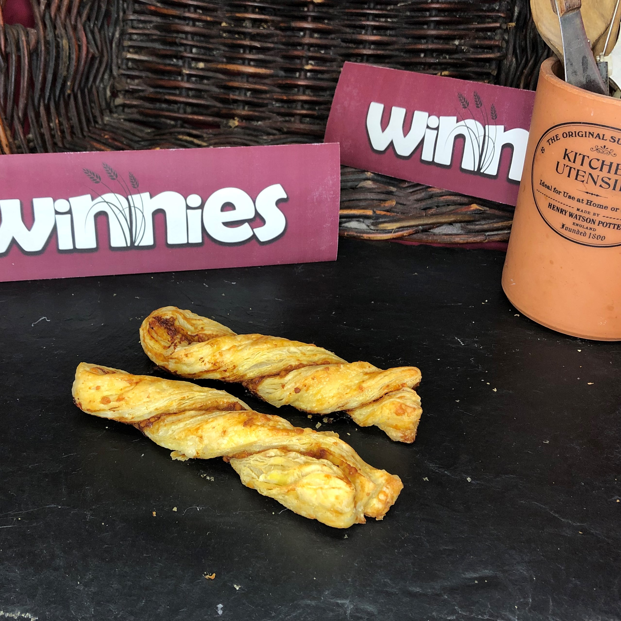 CHEESE & MARMITE TWIST