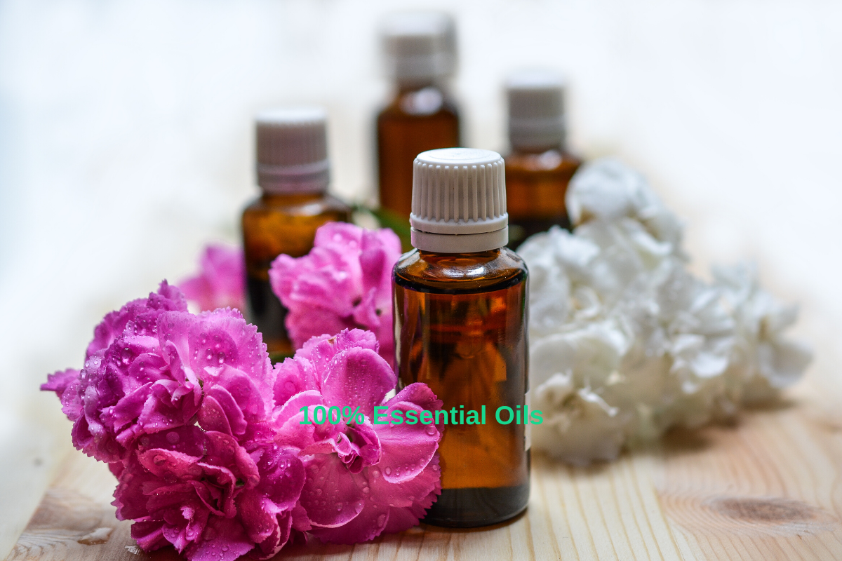 Amphora Aromatics Essential Oils