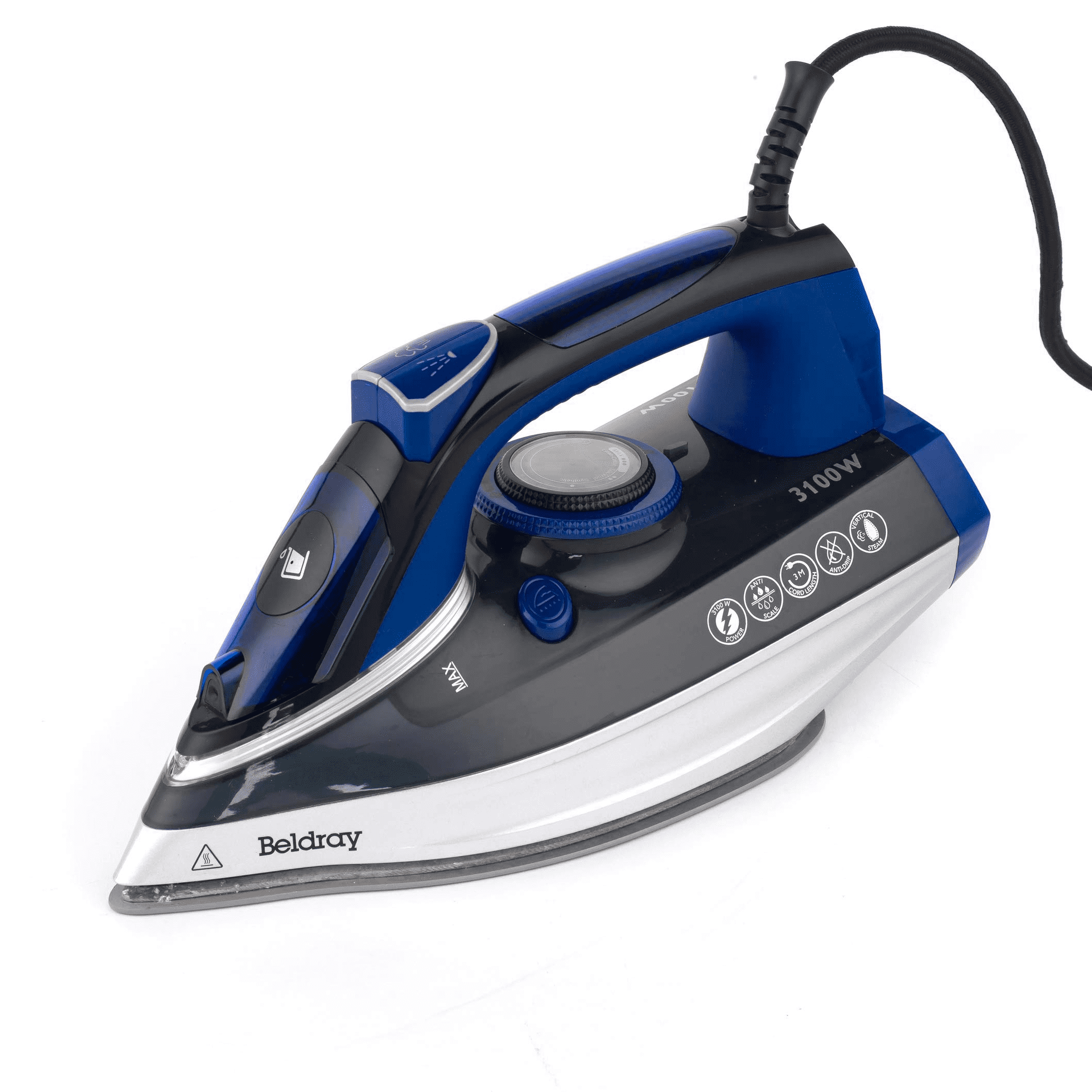 Beldray 3100W Steam Iron