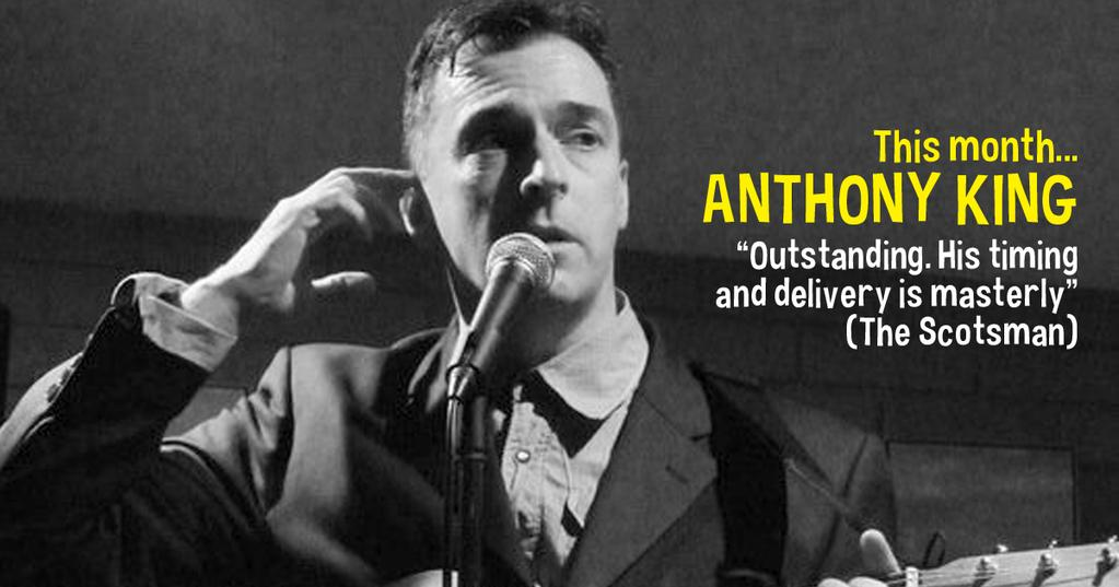 Anthony King 'LIVE' Mp3