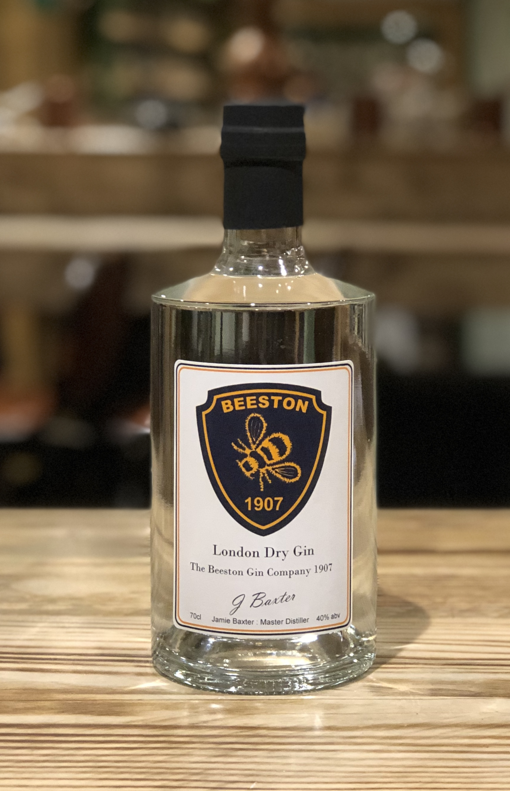 Beeston 'London Dry Gin'