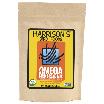 Harrison's Bird Foods Bird Bread - Omega