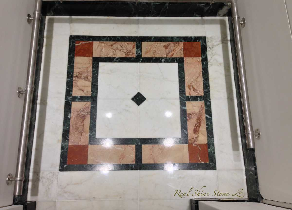 marble restoration lift floor