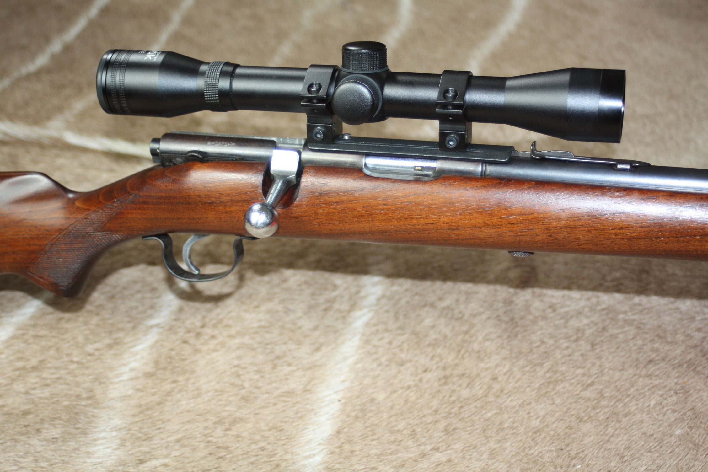 Savage Model 5 .22 LR Bolt Action Rifle