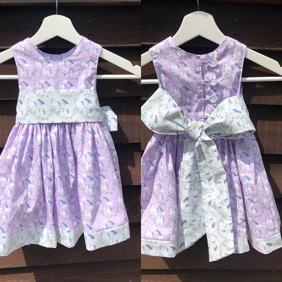 Girls Party Dress 3 Weeks