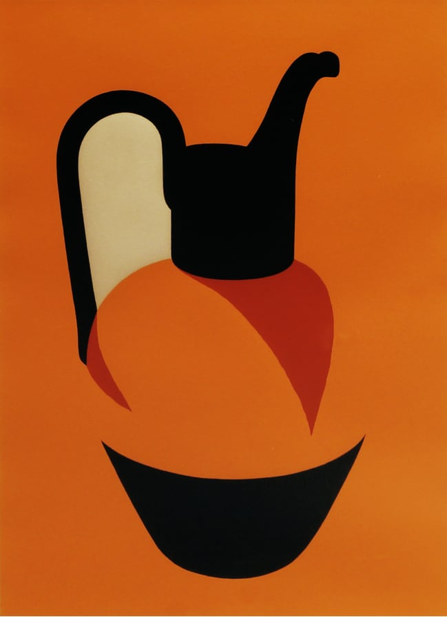 Patrick Caulfield - Pitcher