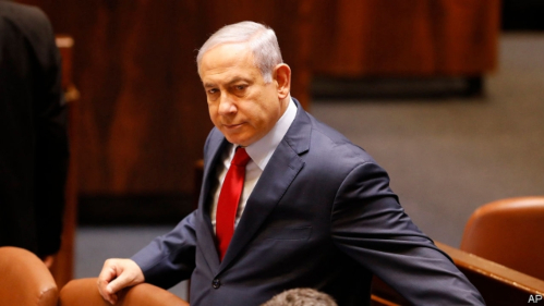 Economist - Binyamin Netanyahu calls an early election
