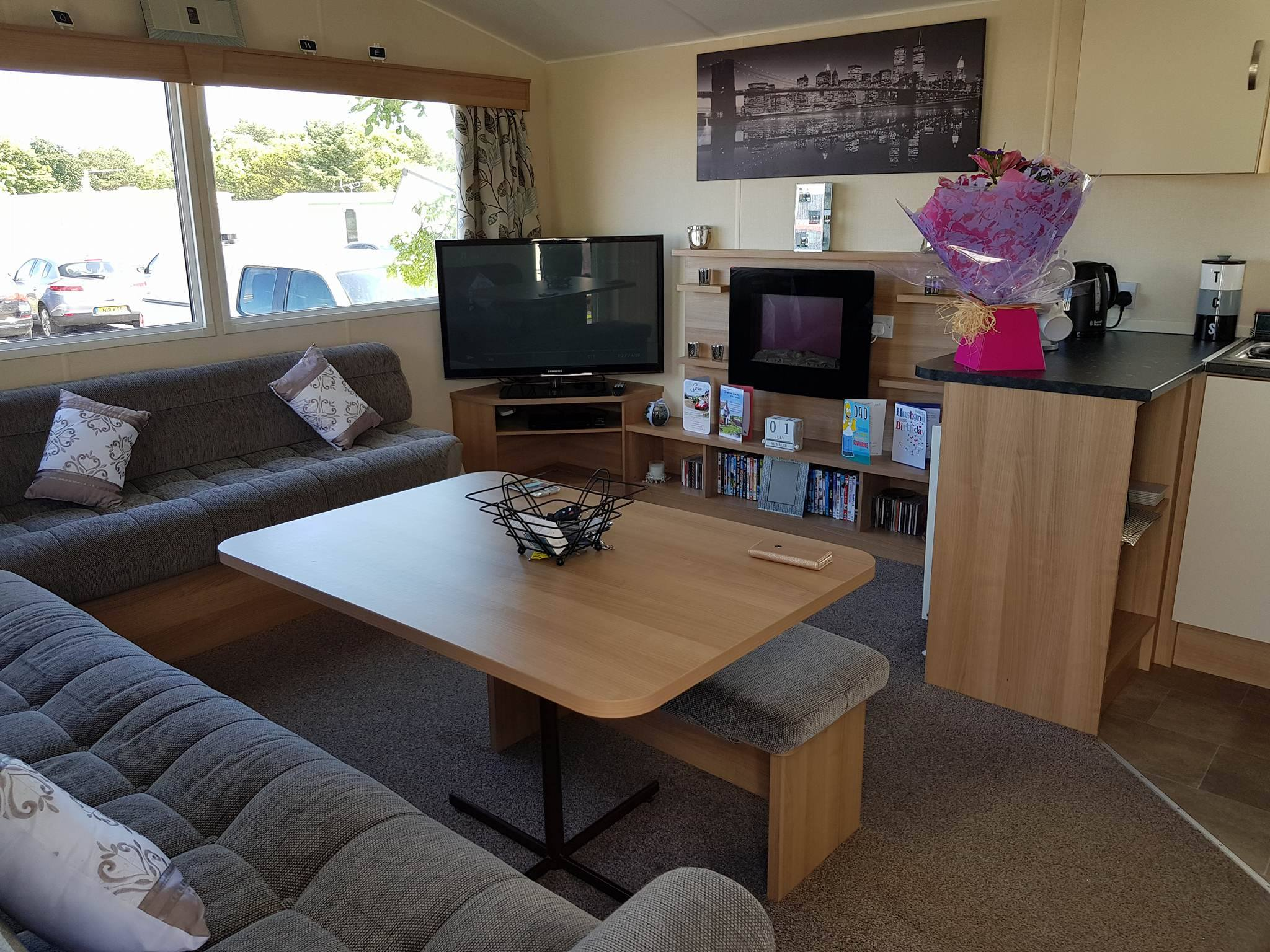 *181* Cresswell Towers Holiday Park, Northumberland