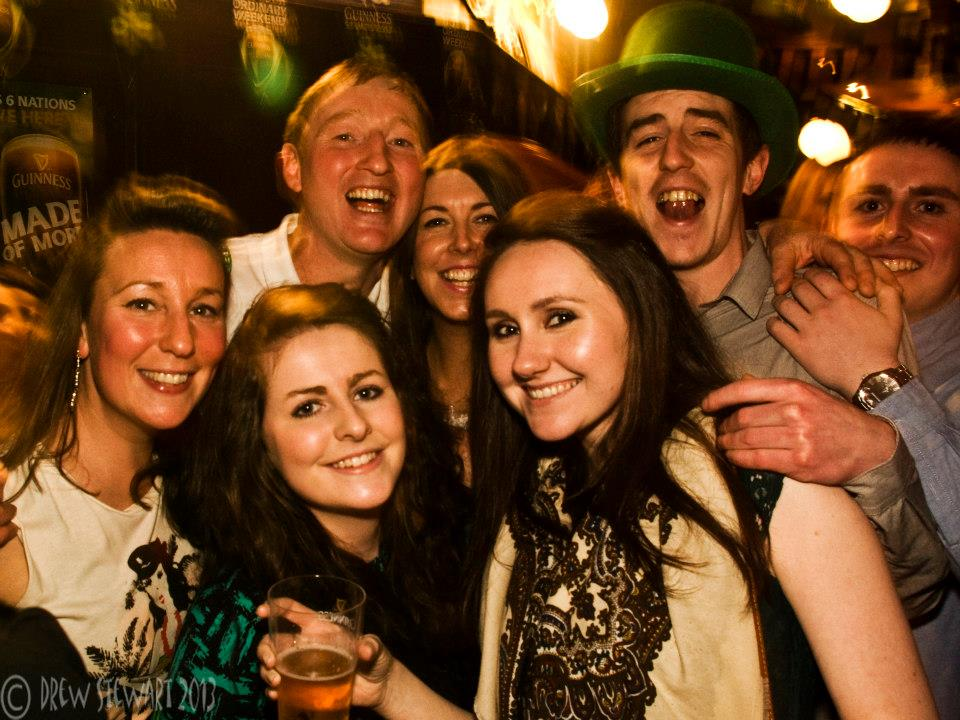 Big George's Paddy's Day