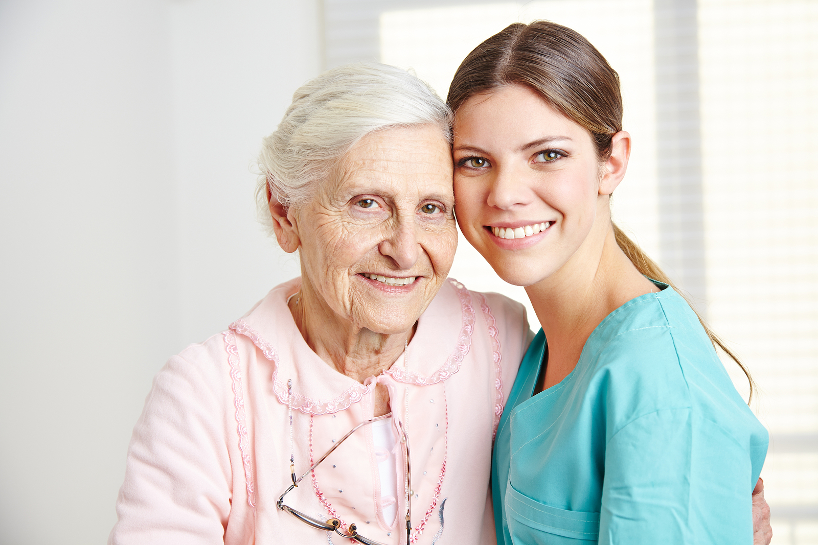 Level 4 Diploma in Adult Care.