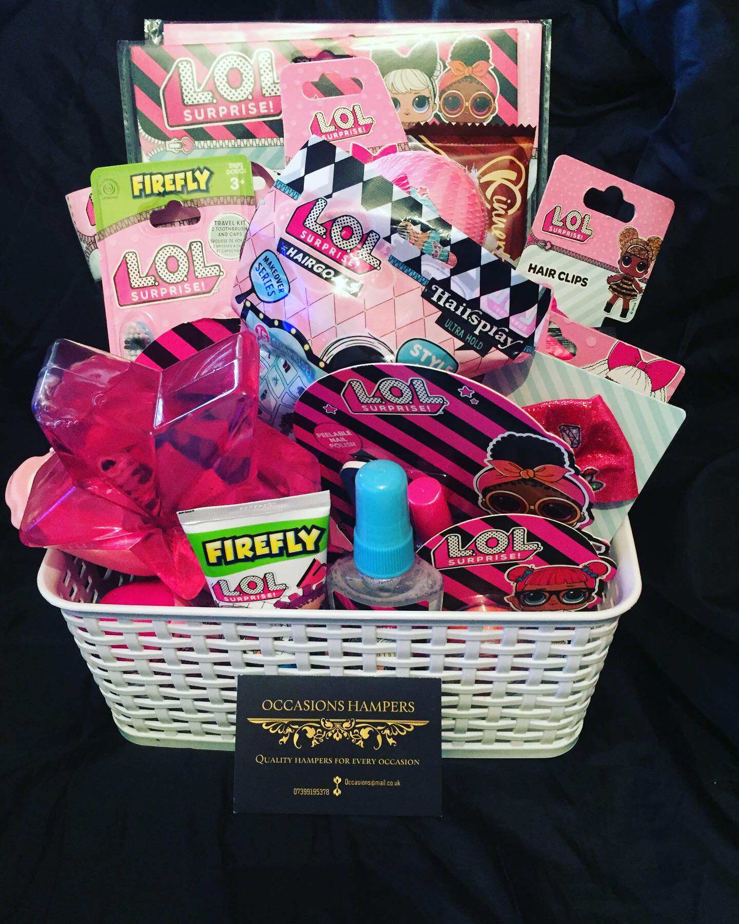 ultimate themed gift hampers from £45