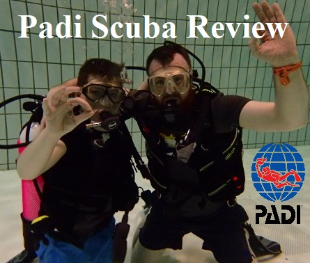 Padi Quick Scuba review less than 1 year absence