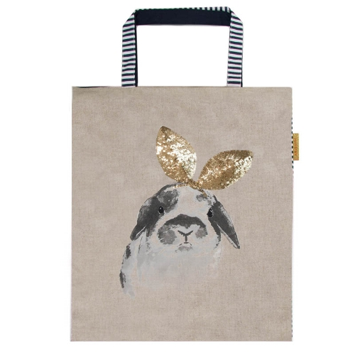 Sequin Bunny Shopper - Product Code ARTE001