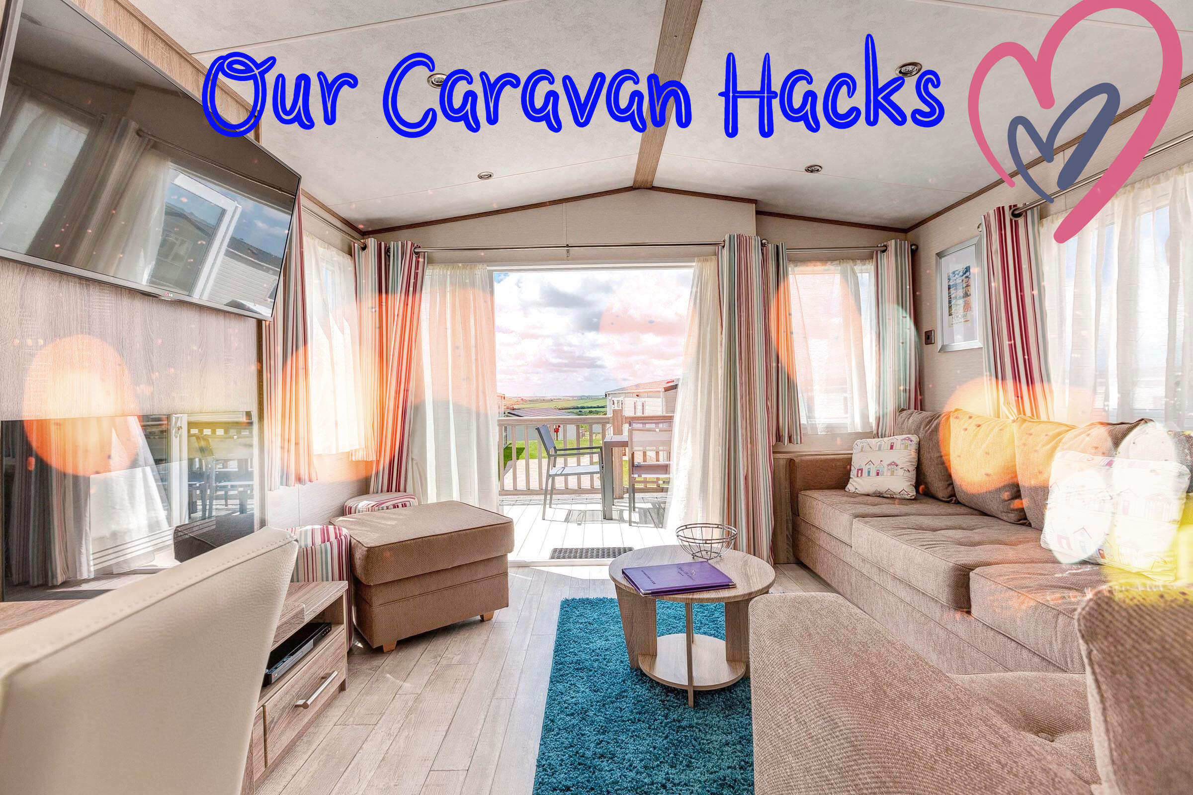 Caravan Holiday Hacks
