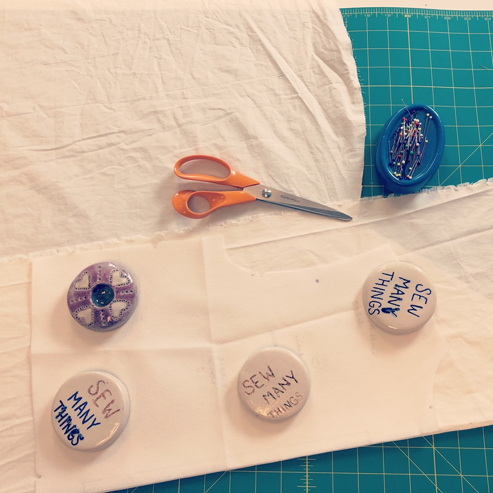 Intermediate Sewing Course 6 weeks