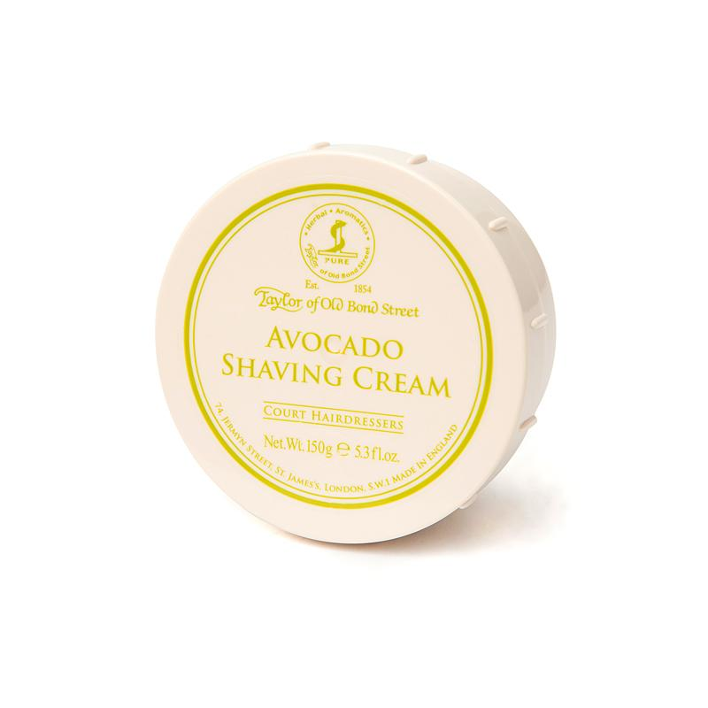 Taylors of Bond Street Avocado Shaving Cream