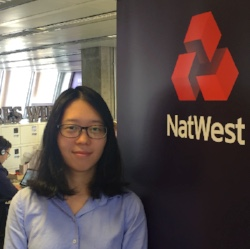 Soon we say bye to our fantastic intern - Siwei Dai
